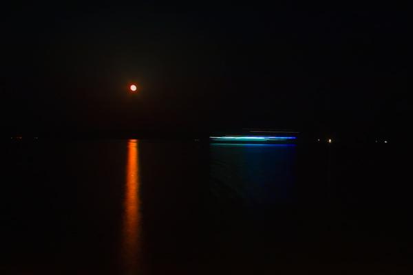 La luna rossa ricmanx - Centrare div css ...